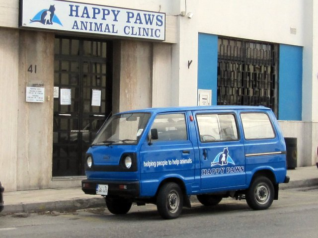 The Happy Paws Animal Clinic